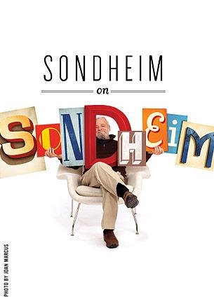 Poster de Sondheim on Sondheim
